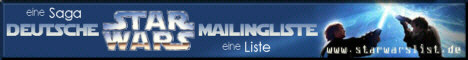 Infoseite zur größten deutschsprachigen Star Wars-Mailingliste